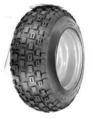 Front Knobby Tires
